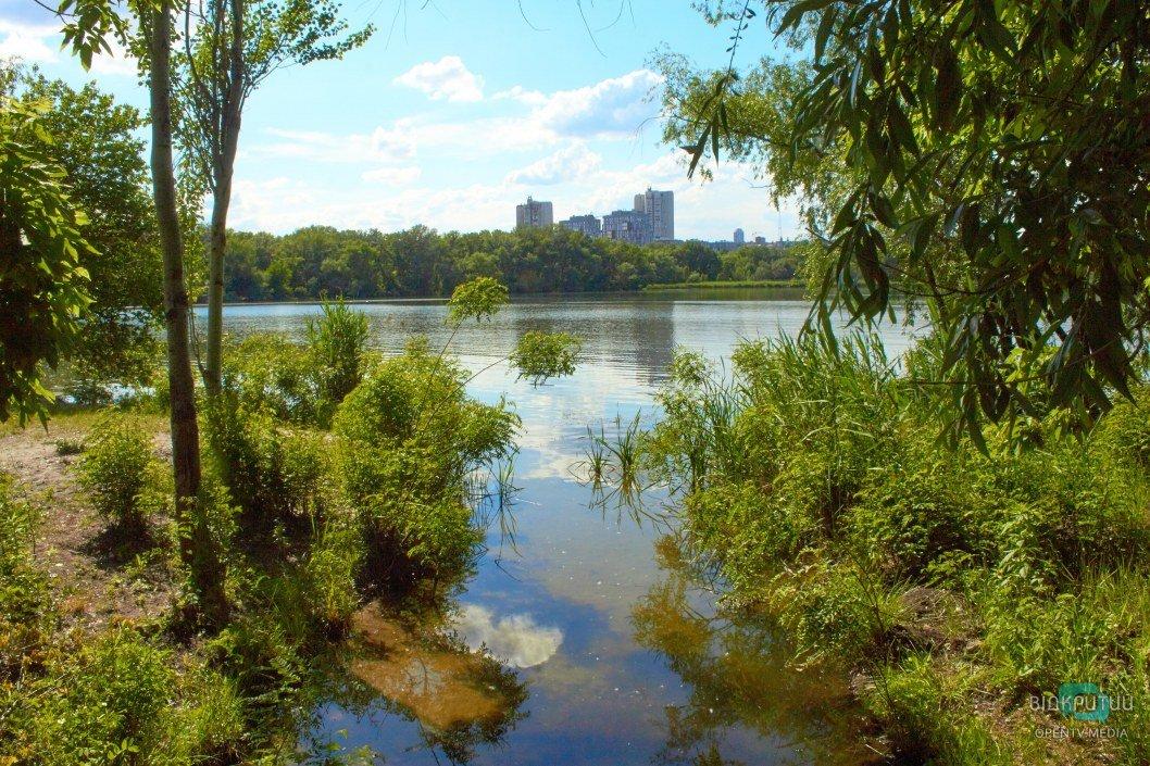 ТОП-6 живописных мест Днепра, где можно отдохнуть от городской суеты