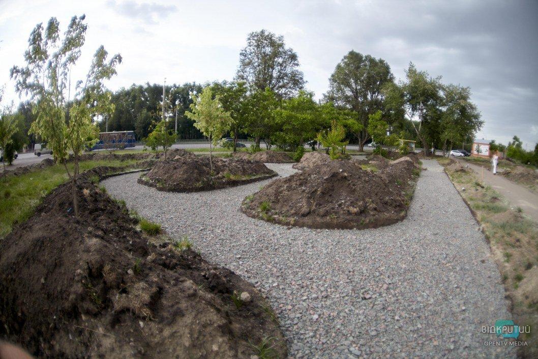 Такого в Днепре еще не было: что строят на Набережной Заводской (ФОТО)