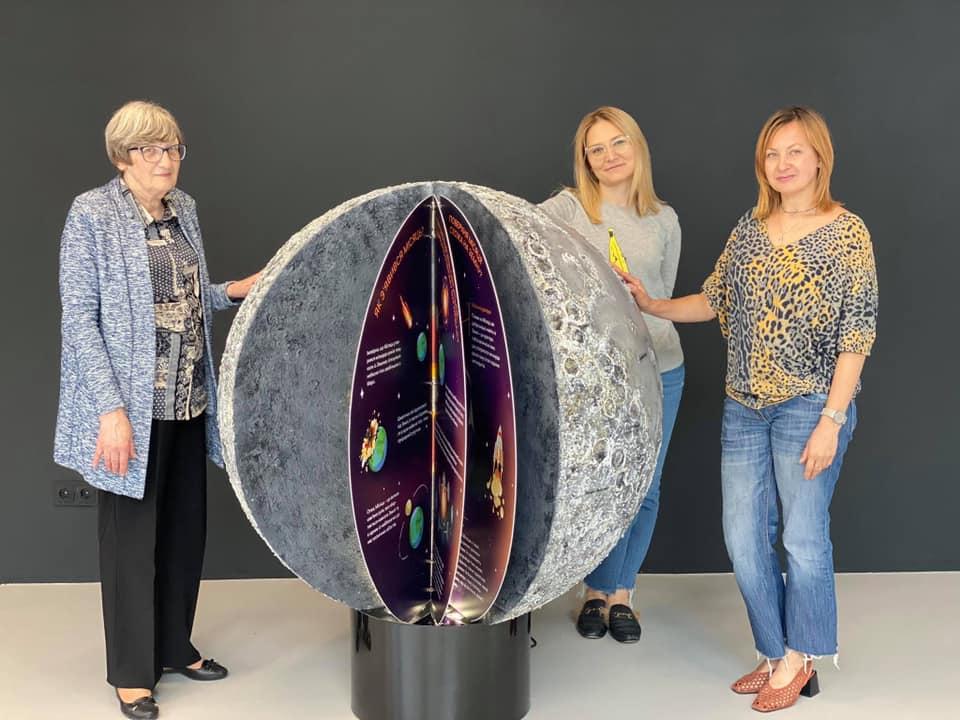 Илон Маск бы оценил: в сети появились первые фото обновленного планетария в Днепре (ФОТО)