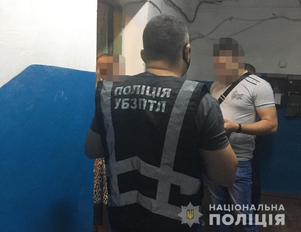 На Днепропетровщине поймали распространителя детской порнографии