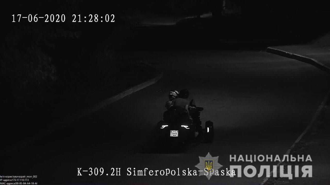 В Днепре разыскивают водителя трицикла, который сбил подростка и уехал