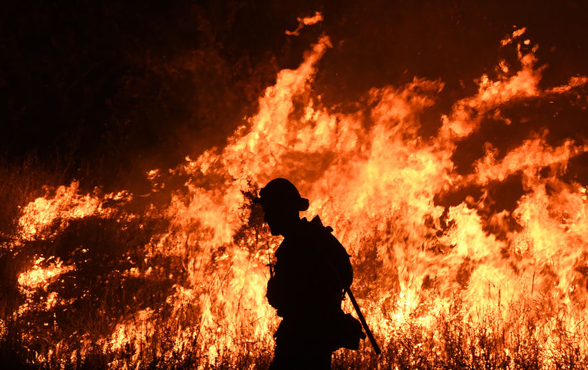 Горела квартира: на пожаре в Кривом Роге погиб мужчина
