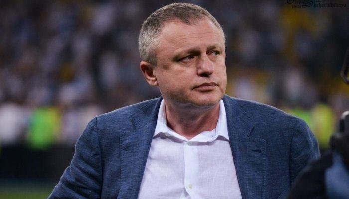 Суркис жалеет, что дал Супряге сыграть за СК Днепр-1 в матче с Динамо