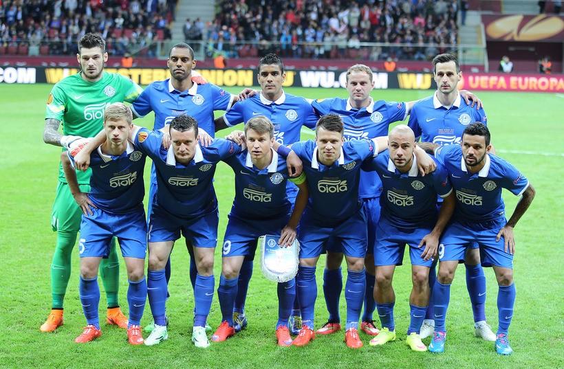 Игроки Днепра в финале Лиги Европы: где они сейчас