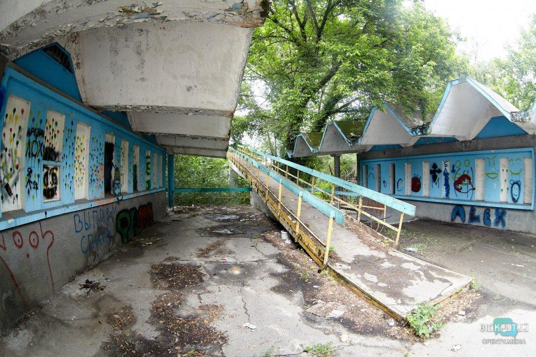 В кабине над Днепром: как сейчас выглядит канатная дорога в Днепре
