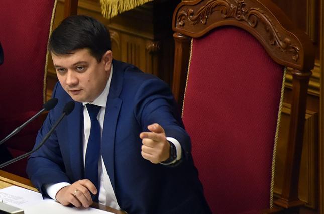 Разумков: сейчас в Украине нет вопросов для вынесения на референдум