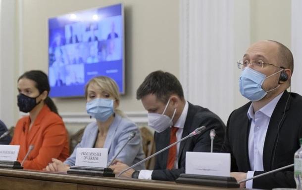 Шмыгаль: в Украине началась вторая волна коронавируса