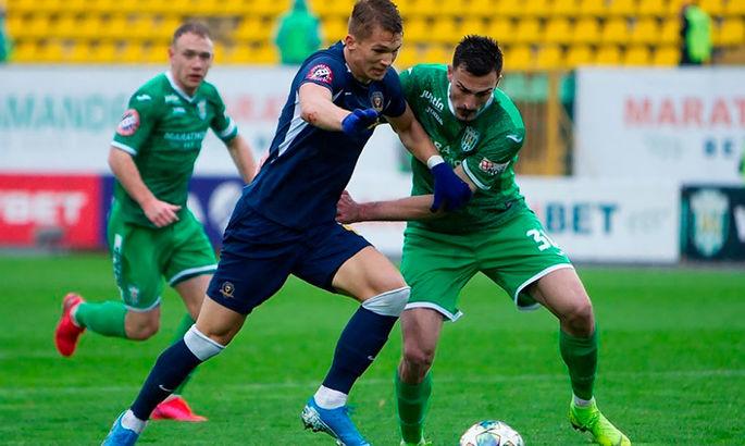 СК Днепр-1 ищет нового соперника после отмены матча с Карпатами