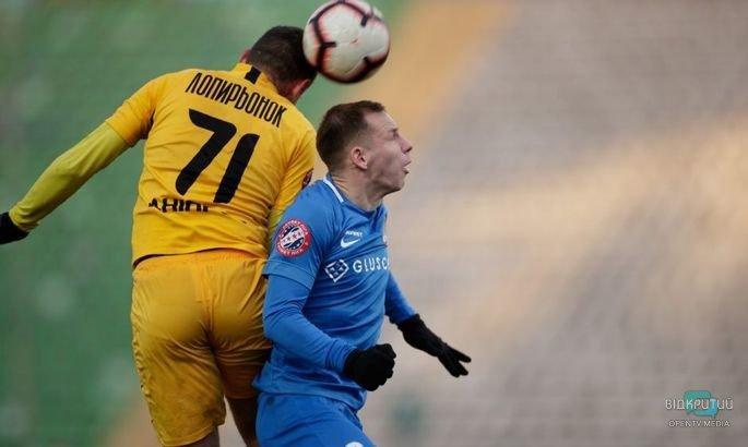 После матча Львов- СК Днепр-1 игроки и персонал команд едва не подрались