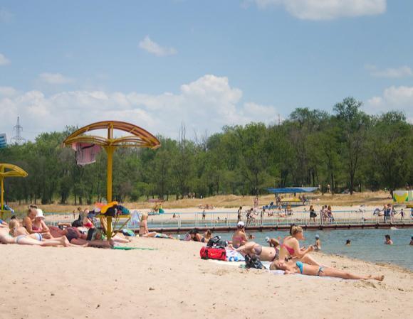 В Кривом Роге всего один пляж соответствует санитарным нормам, - МОЗ