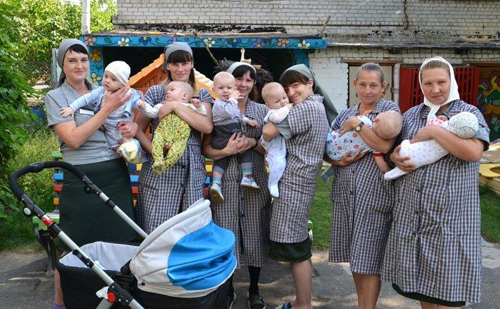 Детство за колючей проволокой: как живут дети, рожденные за решеткой в женской колонии Каменского (ВИДЕО)