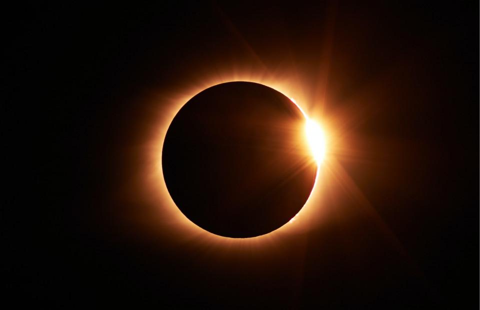 Где смотреть: сегодня будет кольцеобразное солнечное затмение