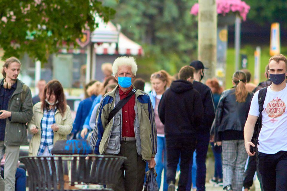 МОЗ: число заболевших коронавирусом в Украине достигло 24 тысяч