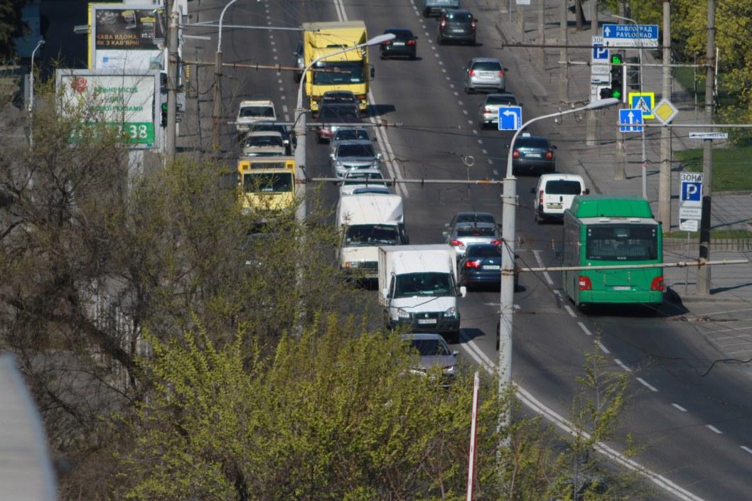 Как в Днепре обеспечивают безопасность дорожного движения