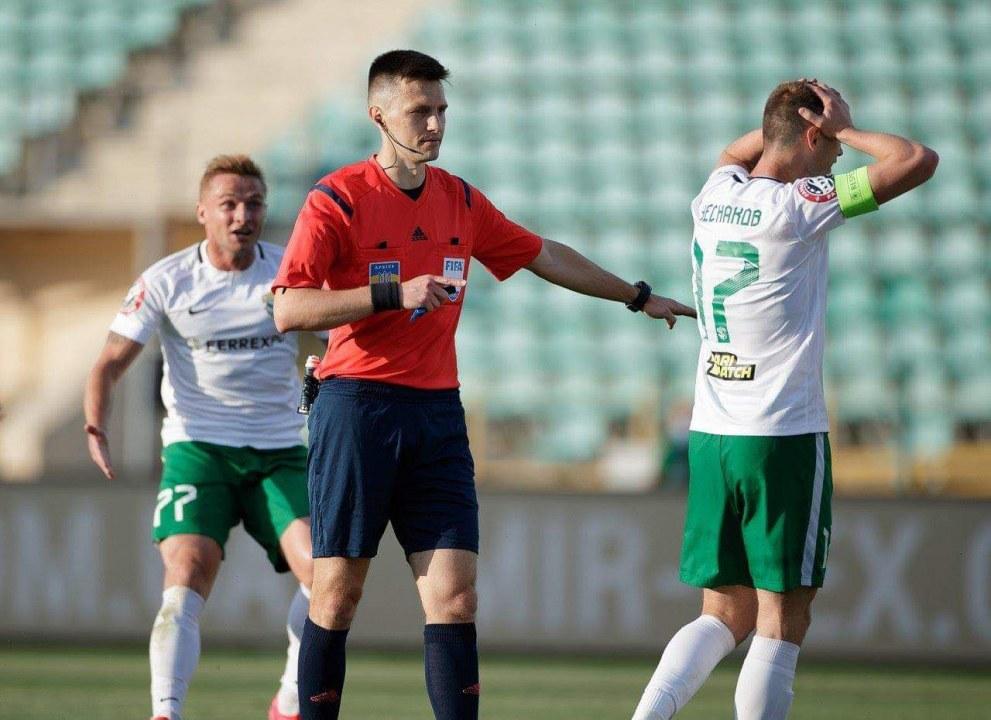 Футбольные страсти в Полтаве: СК «Днепр-1» проиграл «Ворскле»