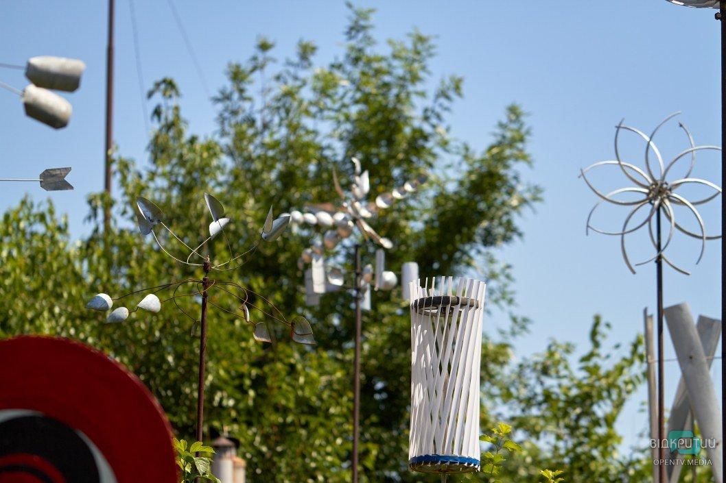 Мастер на все руки: в Днепре живет король ветряков (ФОТО)