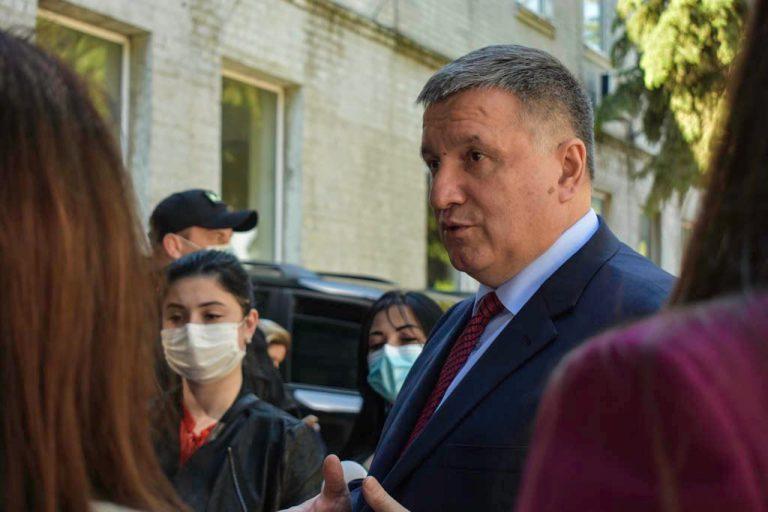 Министр Аваков приехал в Павлоград: в регионе планируют «зачистки»