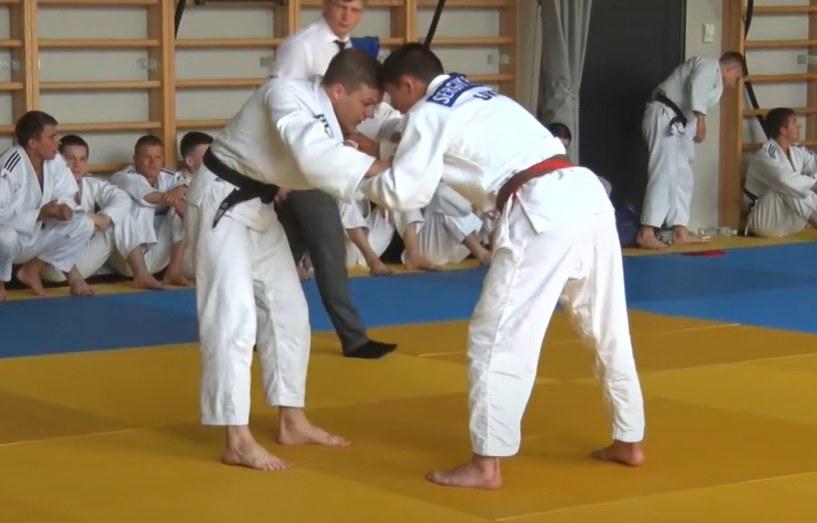 Бои на татами: в Днепре прошел Открытий чемпионат по дзюдо