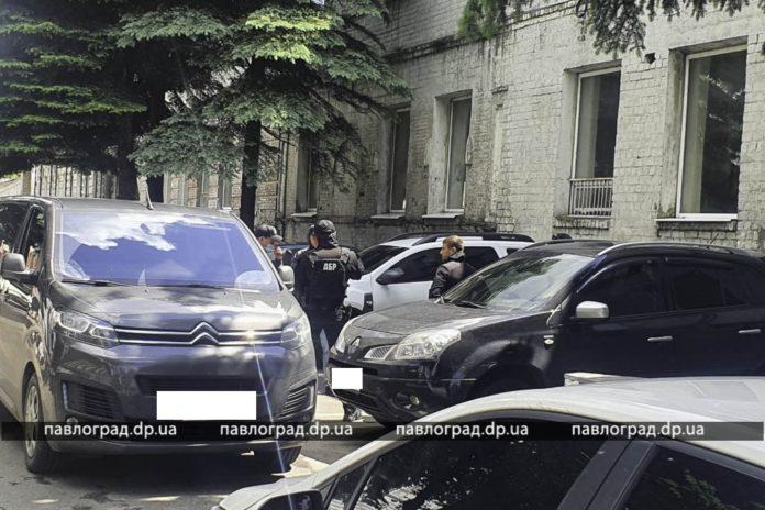 В Павлограде СБУ нагрянула с обысками в полицию