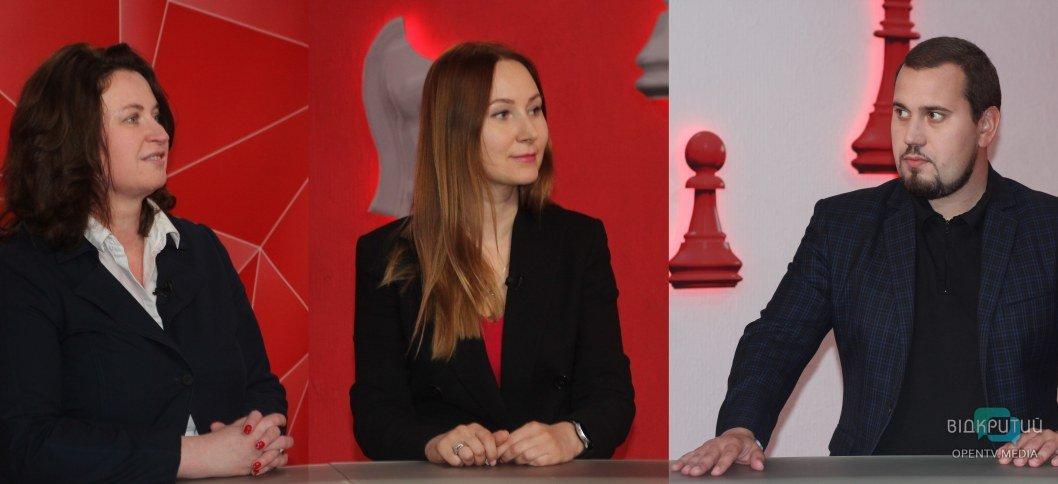Пресс-секретари нацполиции и облсовета Днепра: с медийщиками выстраиваем дружеские отношения