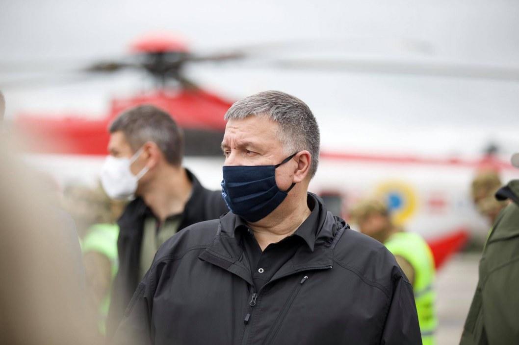 Премьер Шмыгаль рассказал о возможной отставке министра Авакова