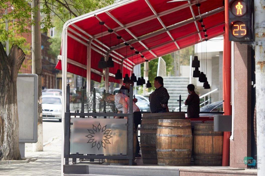 Пообедай с друзьями: в Днепре с 5 июня откроются рестораны