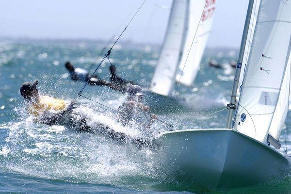 В Днепре пройдет 2-й этап Открытого кубка по парусному спорту