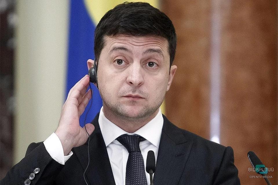 """Зеленский собрался """"идти в разведку"""""""