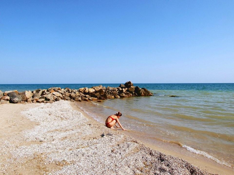Вместо Египта: куда поехать на Азовском море и сколько это стоит