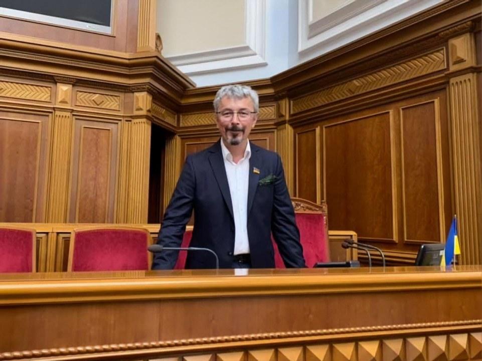 Вместо Ткаченко: место главы Минкульта в Раде займет юрист из Днепра
