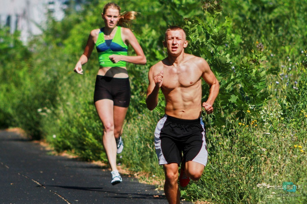 Юные Усейны Болты: в Днепре прошел чемпионат среди легкоатлетов