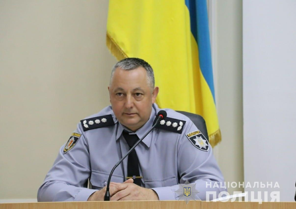 В Днепропетровской области сменили главу полиции