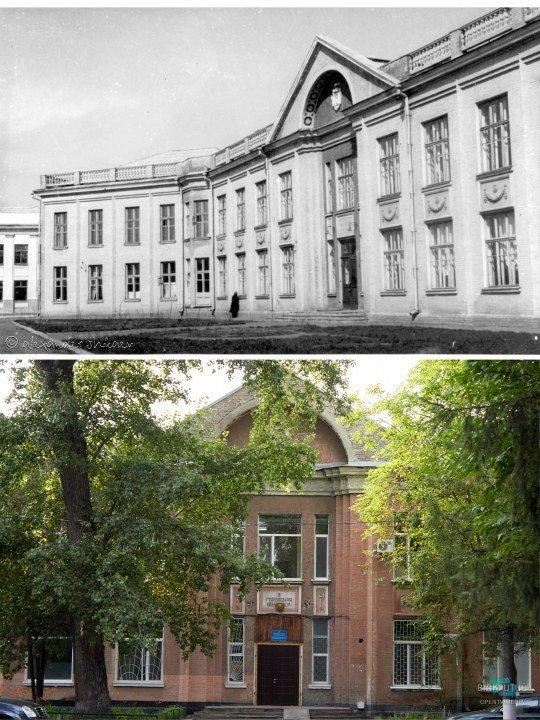 Как раньше выглядела больница №9 в Днепре: архивные снимки