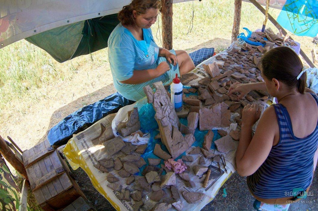 Забытая история Днепра: что нашли археологи на месте первого Екатеринослава (ФОТОРЕПОРТАЖ)