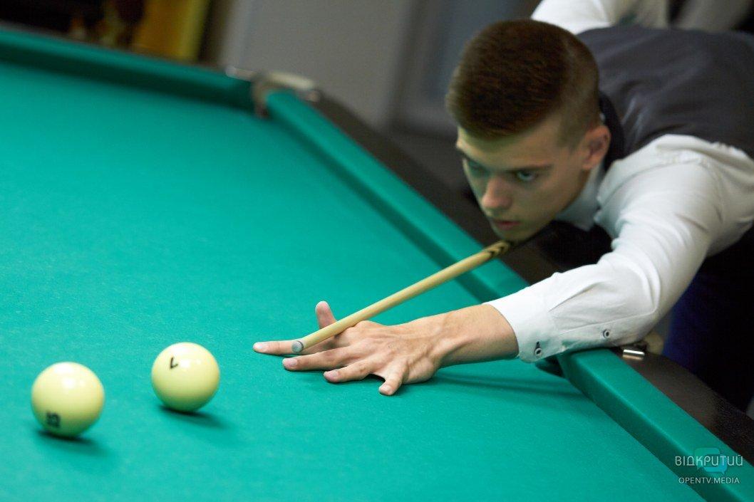 Знай наших: днепряне завоевали 23 медали на Чемпионате Украины по бильярду