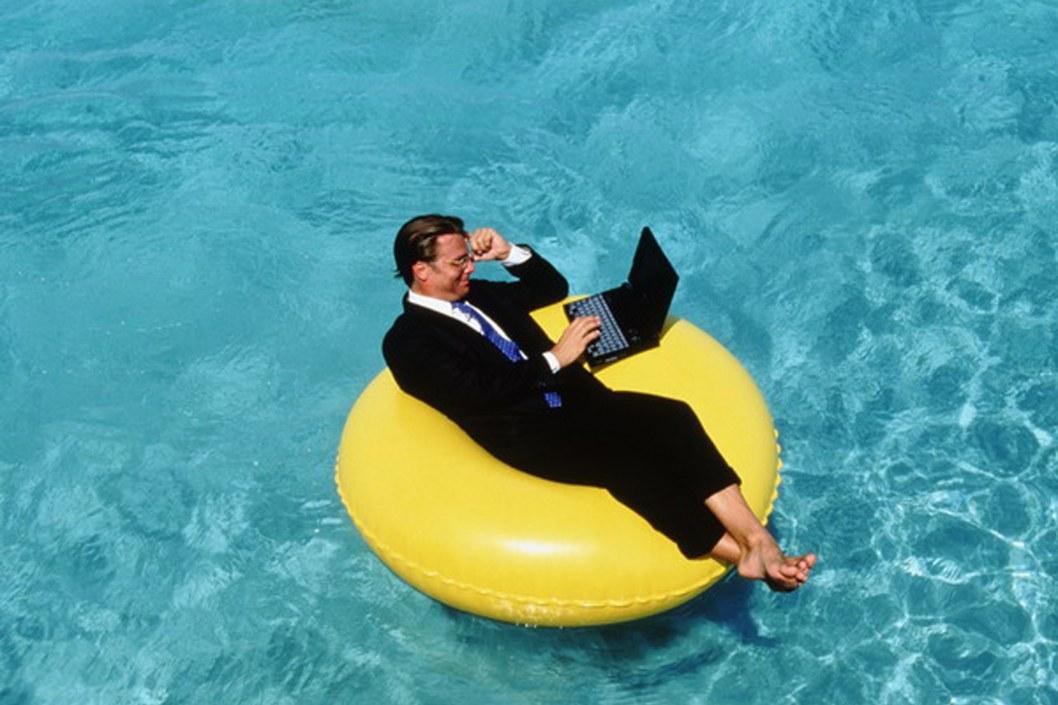 Жара в офисе, как выжить?