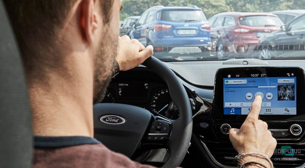 Полиция Днепра создала уникальный плейлист для водителей