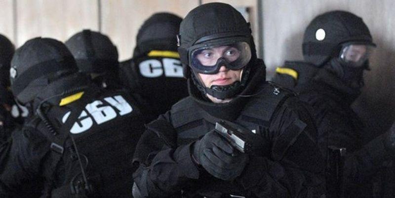 В госорганах Днепра СБУ проводит обыски и изъятие документов