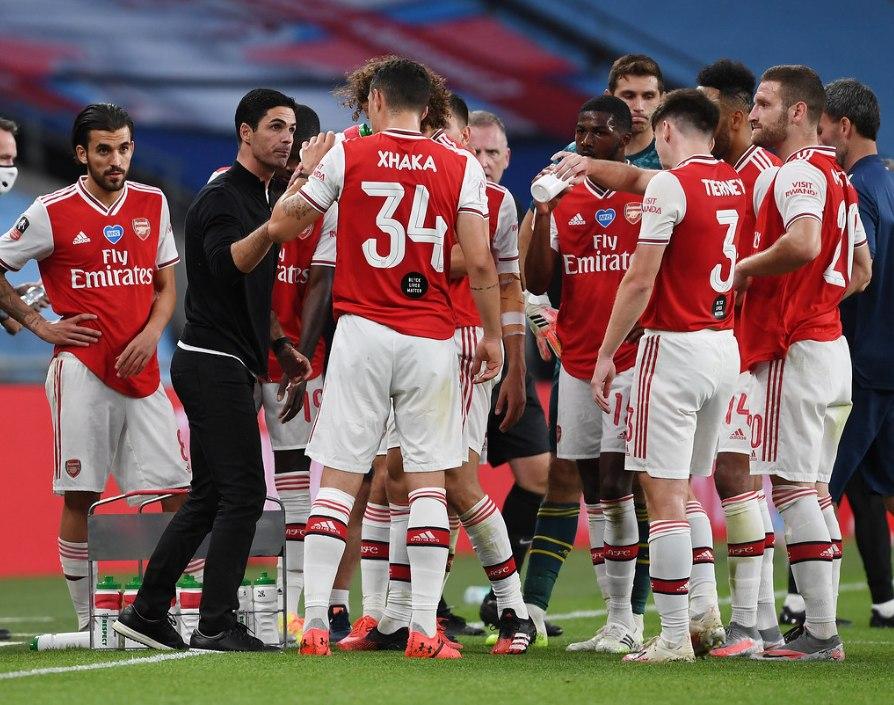 Арсенал вышел в финал Кубка Англии