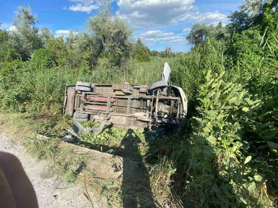 Полиция нашла водителя автобуса, виновного в аварии возле Каменского