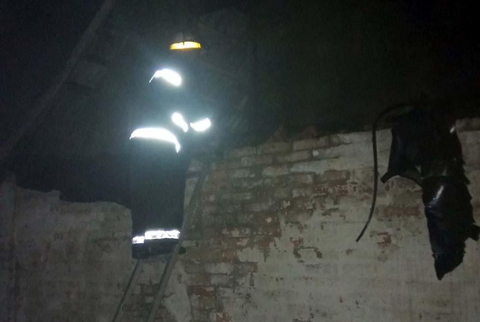 Под Днепром пожар унёс жизни двух женщин