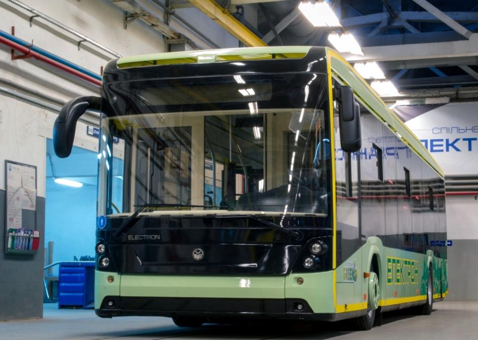 Южмаш изготовит для Южной Кореи 5 тысяч автобусов за 850 млн долларов