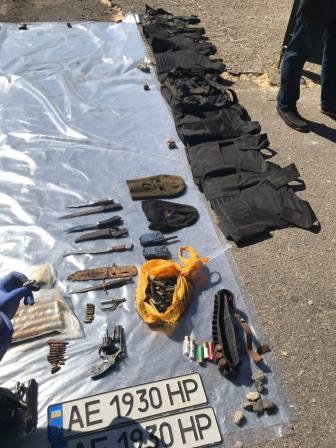 На Днепропетровщине преступная группа похитила и пытала человека