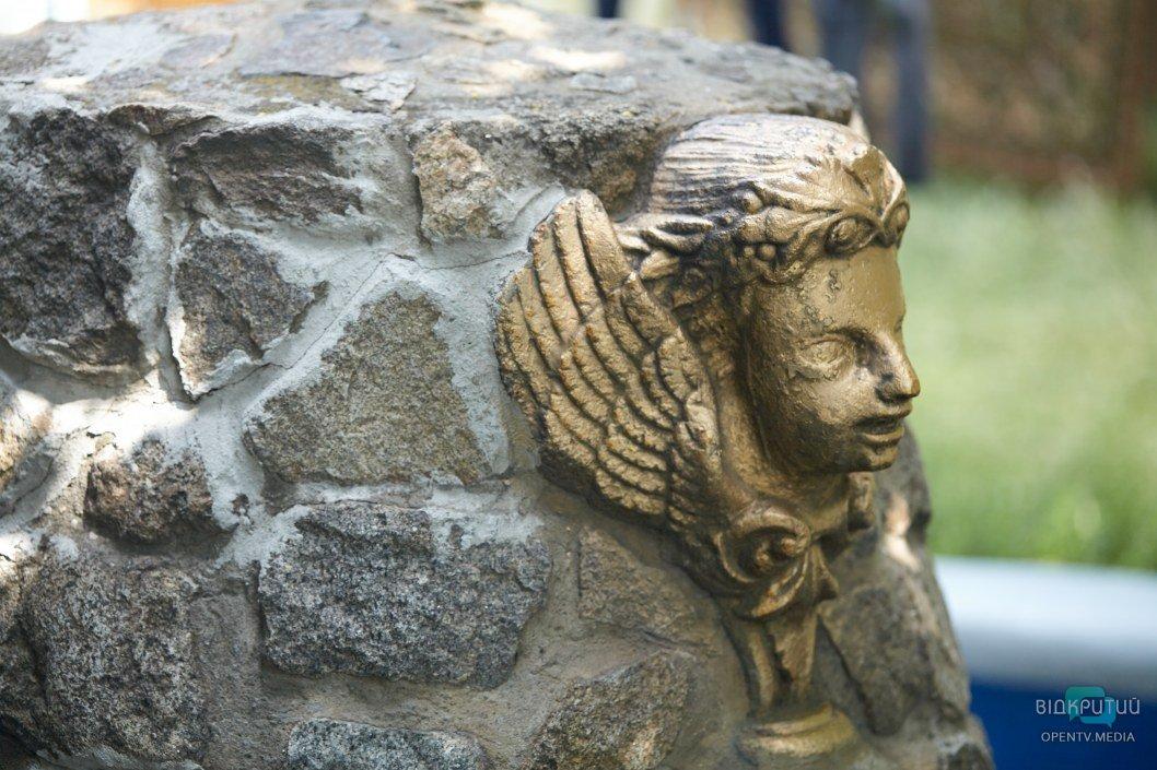 В Днепре отреставрировали самый старый фонтан города