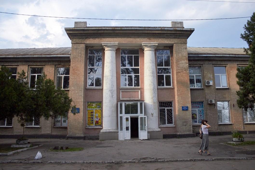 Было – стало: как раньше выглядела больница №9 в Днепре (ФОТО)