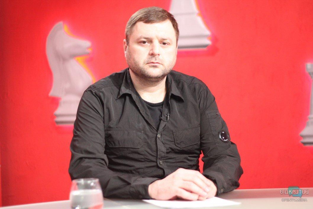Заммэра Днепра Лысенко заявил об участии в выборах