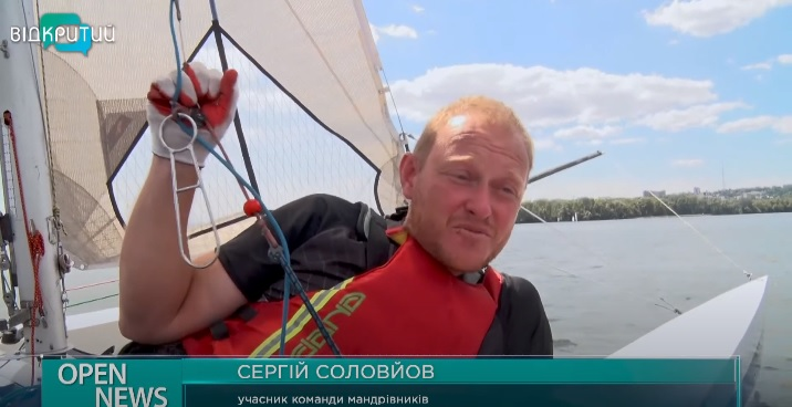 Команда днепровских мореплавателей готовится прийти в Турцию на катамаранах