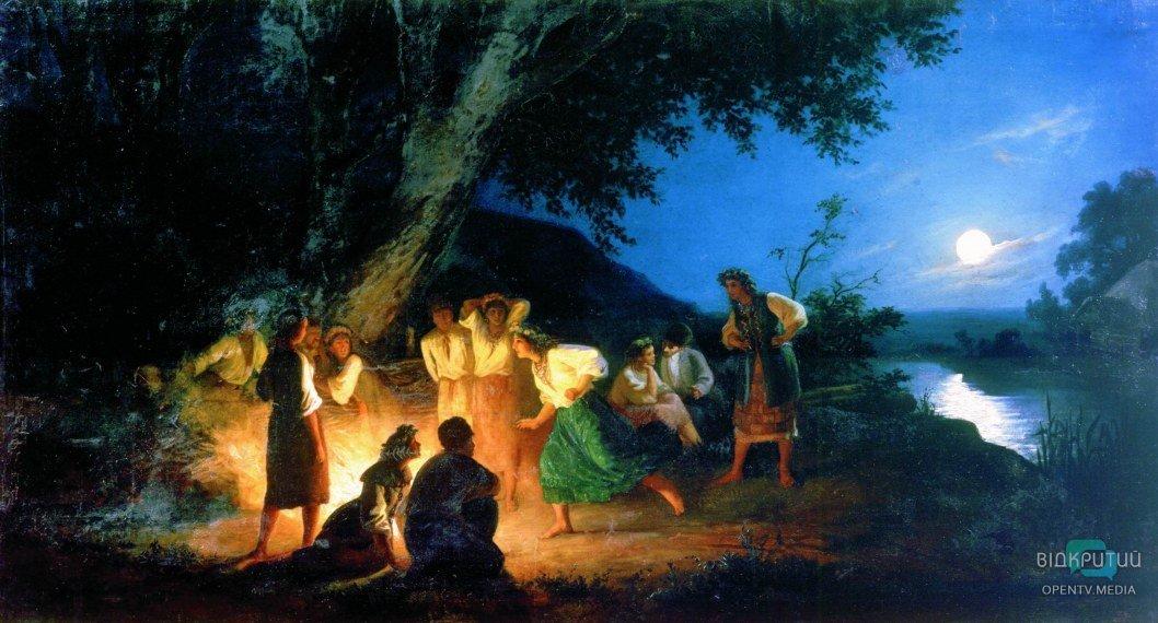 Огонь, вода и травы: 7 июля отмечают Ивана Купала