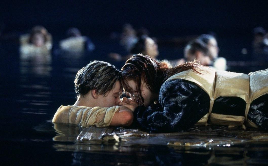 """Кадры из фильма """"Титаник"""""""