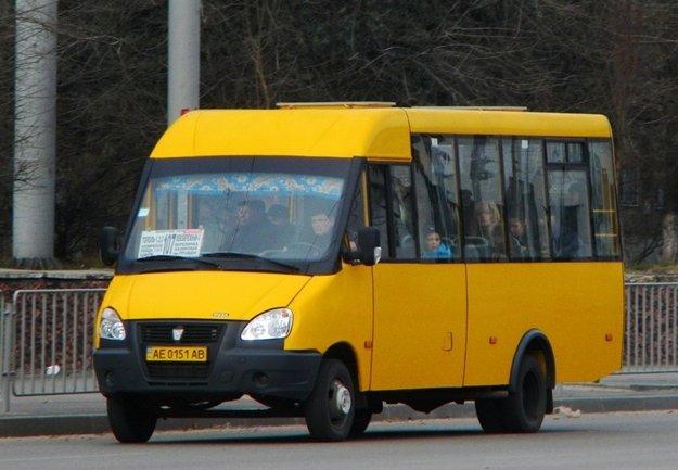 В Днепре пассажирка маршрутки получила ожог